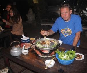 Laotisches BBQ