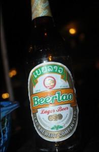 Lao Bier. Prost!